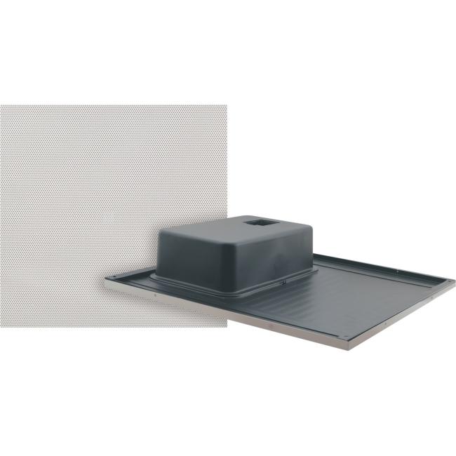 Kramer Complete Koverage ESD (Equal Sound Dispersion) Ceiling Speaker SPK-C813 (W) SPK-C813