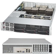 Supermicro SuperServer (Black) SYS-8028B-C0R4FT 8028B-C0R4FT