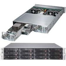 Supermicro SuperServer (Black) SYS-6028TP-DNCFR 6028TP-DNCFR