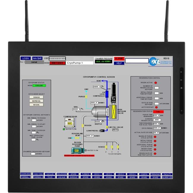 Cybernet iPc R3 Industrial Grade All-in-One PC IPC-R3