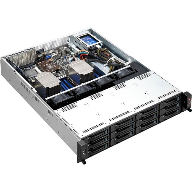 Asus Barebone System RS520-E8-RS12-EV2 RS520-E8-RS12-E V2