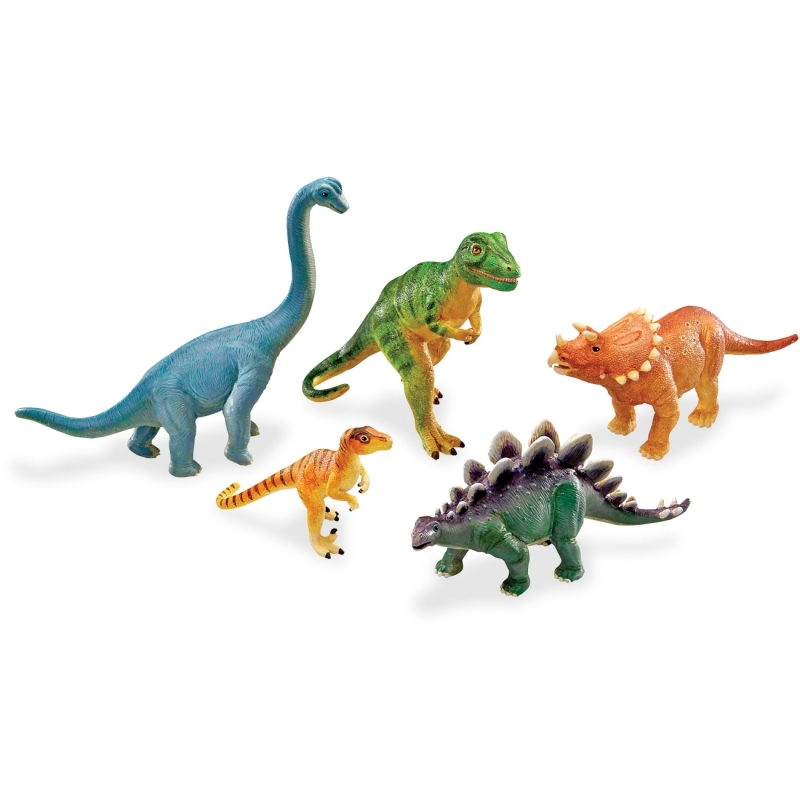Learning Resources Plastic Dinosaurs 0786 LRN0786