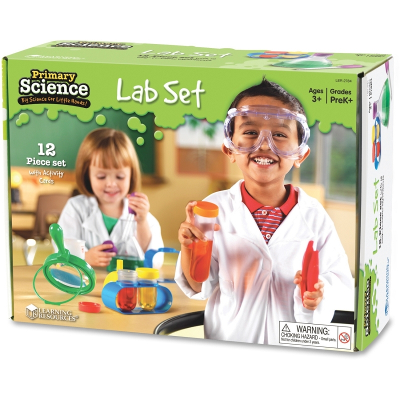 Learning Resources Primary Science Lab Set 2784 LRN2784