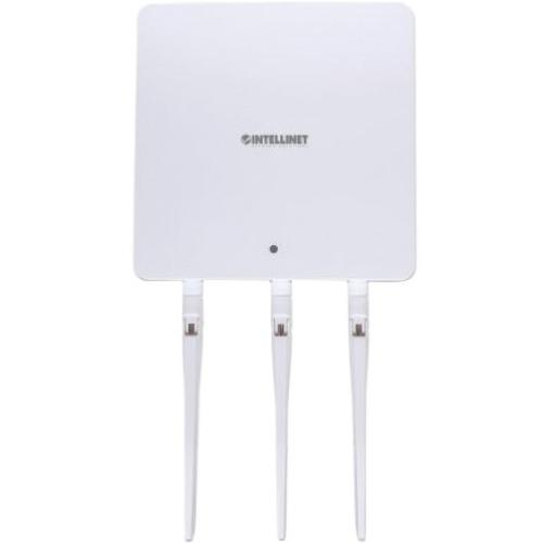 Intellinet High-Power Wireless AC1750 Dual-Band Gigabit PoE Access Point 525787