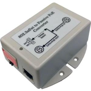 Tycon Power 10/100 and Gigabit 802.3af/at POE Converter TP-POE-1824