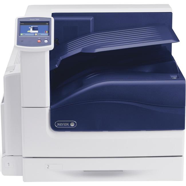 Xerox Phaser 7800 Color Printer Metered 7800/DNM 7800DNM