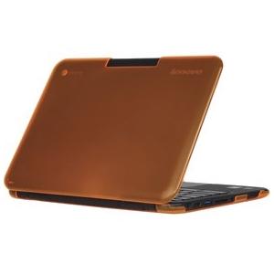 iPearl mCover Chromebook Case MCOVERLEN21ORG