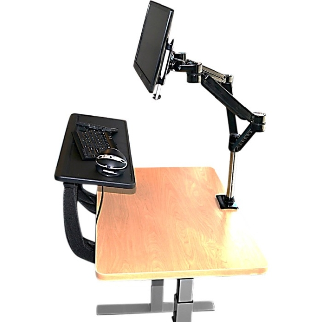 Ergoprise Sit Stand Desk Converter Pro SSCP-1-S