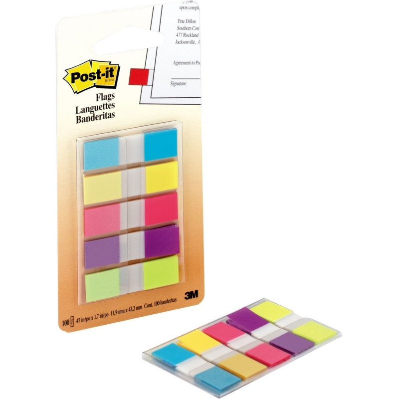 Post-it Flags Clip Display 683-5CBCLIP MMM6835CBCLIP