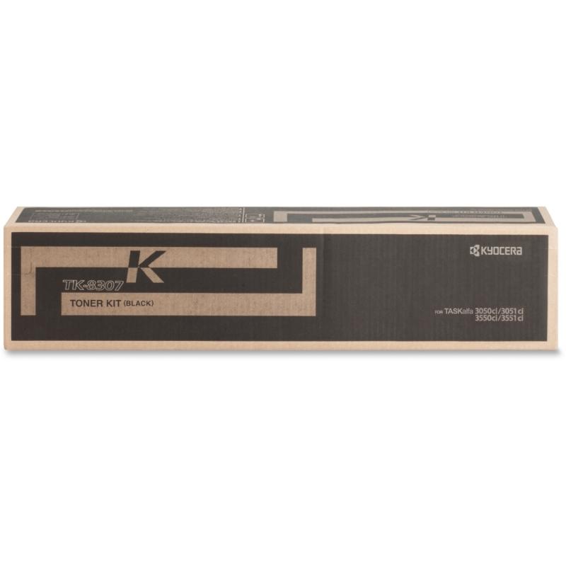 Kyocera 3050/3550 Toner Cartridge TK8307K KYOTK8307K