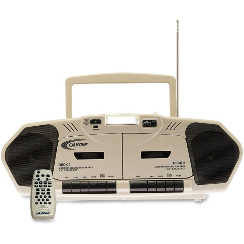 Califone Music Maker Plus Multimedia Player 2395AV-02 CII2395AV02