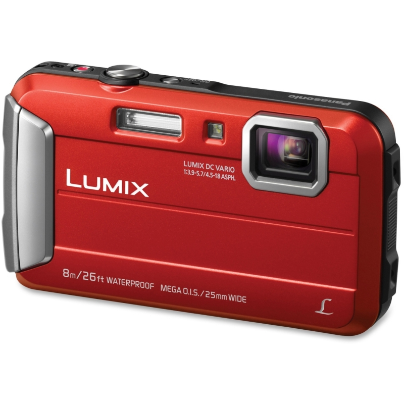 Panasonic LUMIX Active Lifestyle Tough Camera DMC-R DMC-TS30/R PANDMCTS30R TS30