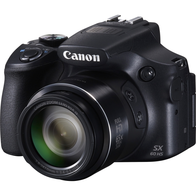 Canon PowerShot Bridge Camera 9543B001 SX60 HS
