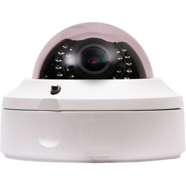 ViewZ 1080 HD-SDI True WDR, True Day and Night IR Vandal Proof Dome Camera VZ-HDC-1