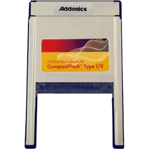 Addonics PC 3-in-1 Card Adapter ADCFPCMCIA