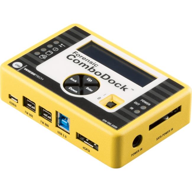 WiebeTech Forensic ComboDock FCD 31360-3109-0000 v5.5