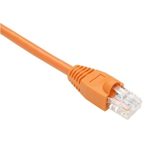 Unirise Cat.5e Patch Network Cable PC5E-100F-ORG-S
