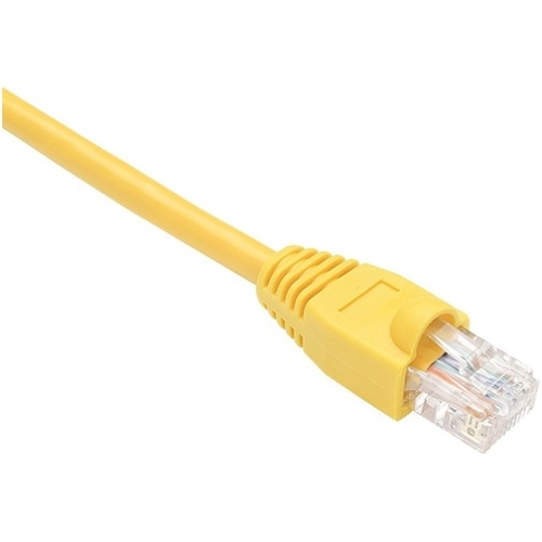 Unirise Cat.5e Patch Network Cable PC5E-75F-YLW-S
