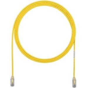 Panduit Cat.6e U/UTP Patch Network Cable UTP28SP10YL