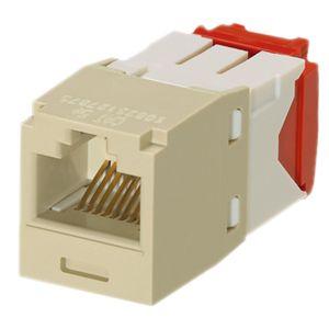 Panduit Mini-Com TX-5e Modular Insert CJ5E88TGEI