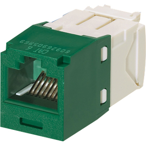 Panduit Mini-Com Cat.6 UTP Module CJ688TGGR