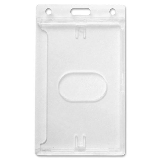 Baumgartens Rigid PC ID Badge Dispensers 68140 BAU68140