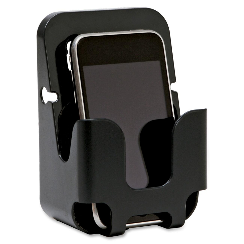 Lorell Cubicle Wall Recycled Cell Phone Holder 80672 LLR80672