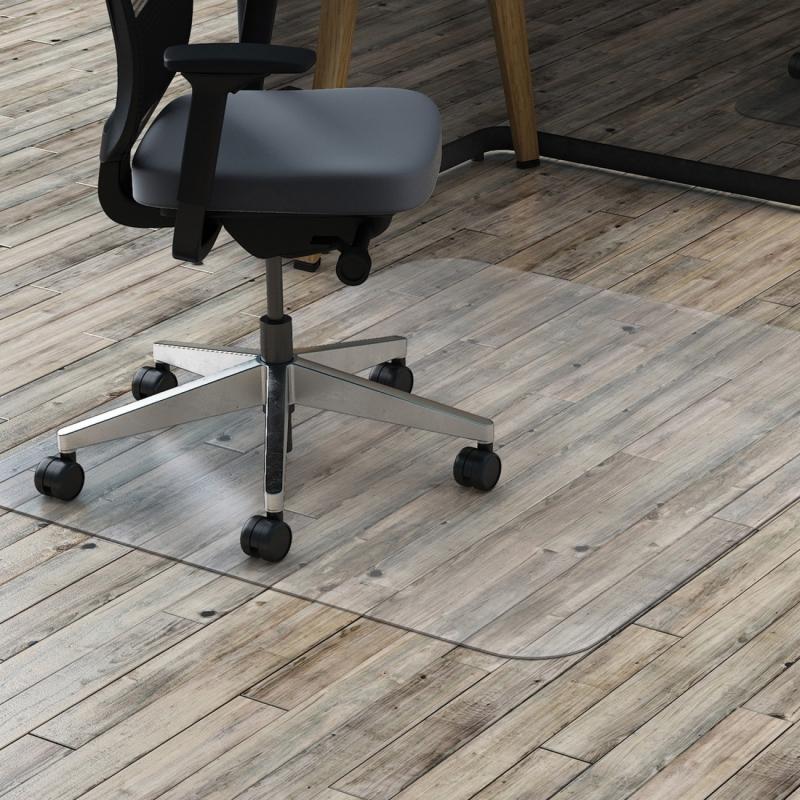Lorell Rectangular Chairmat without Lip 69706 LLR69706