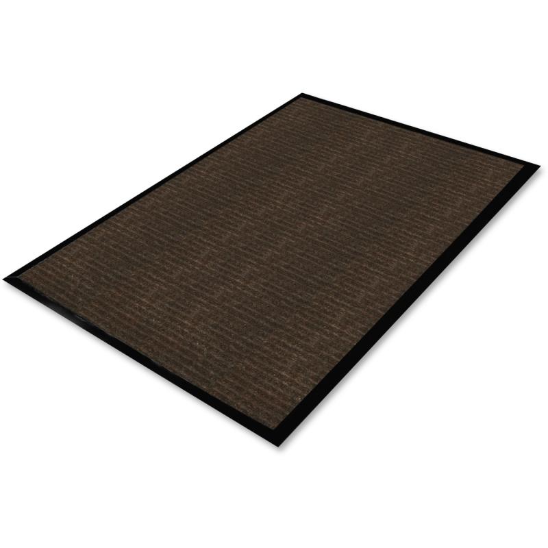 Genuine Joe Dual Rib Carpet Floor Mat 02400 GJO02400
