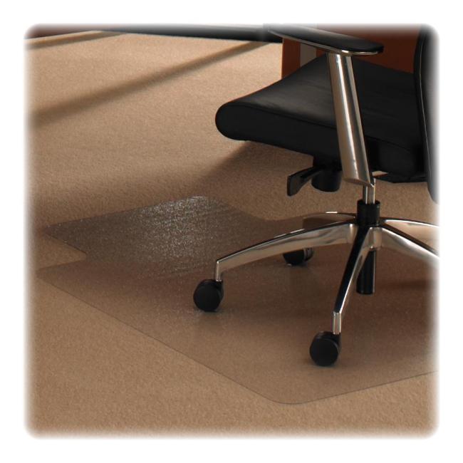 Cleartex Wide Lip Chair Mat 1115223LR FLR1115223LR