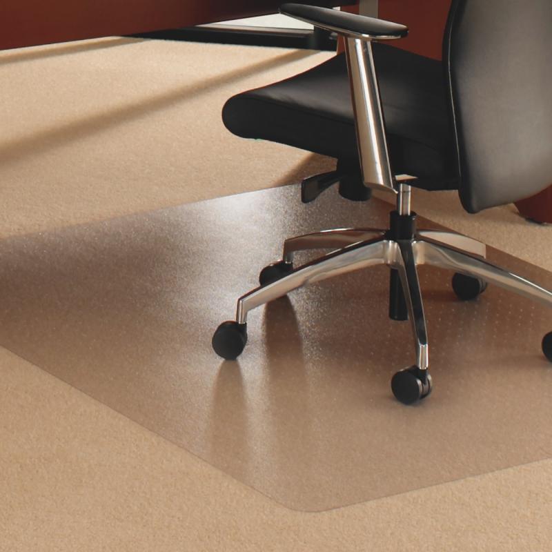 Cleartex XXL Rectangular Polycarbonate Chairmat 1115020023ER FLR1115020023ER