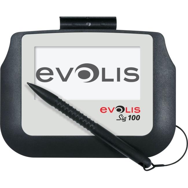 Evolis Signature Pad ST-BE105-2-UEVL Sig100