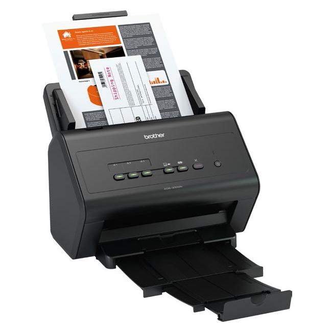 Brother ImageCenter Sheetfed Scanner ADS-3000N