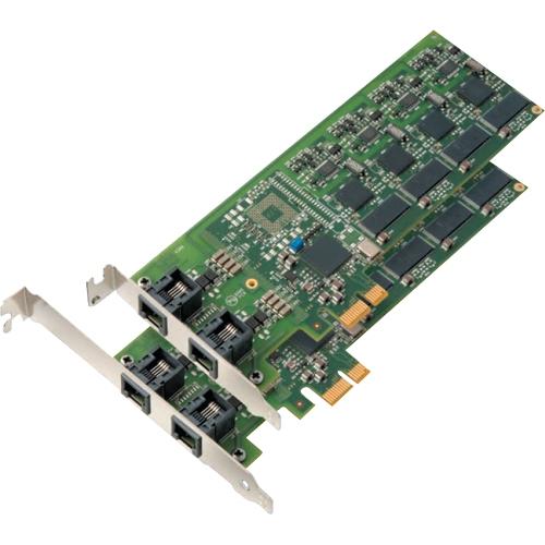 Mainpine IQ Express Intelligent Fax Board RF5124