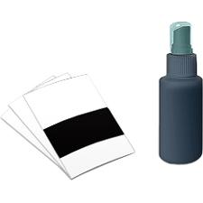 Ambir Card Scanner Cleaning & Calibration Kit SA600-CC