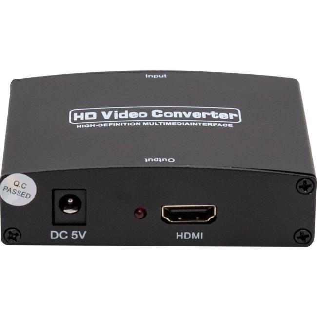 IO Crest VGA DB15 + Stereo RCA to HDMI 1.3 Converter Box SY-ADA31049