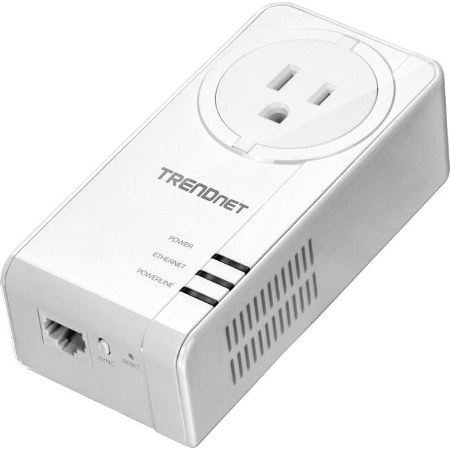 TRENDnet Powerline Network Adapter TPL-421E