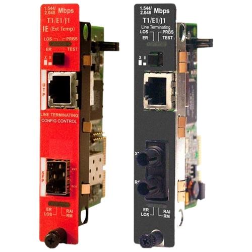 IMC iMcV-T1/E1/J1-LineTerm Media Converter 850-18104