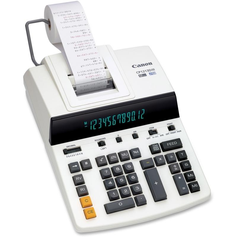 Canon Desktop Printing Calculator CP1213DIII CNMCP1213DIII