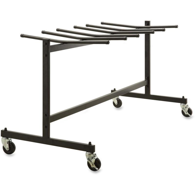 Lorell Folding Chair Trolley 62521 LLR62521