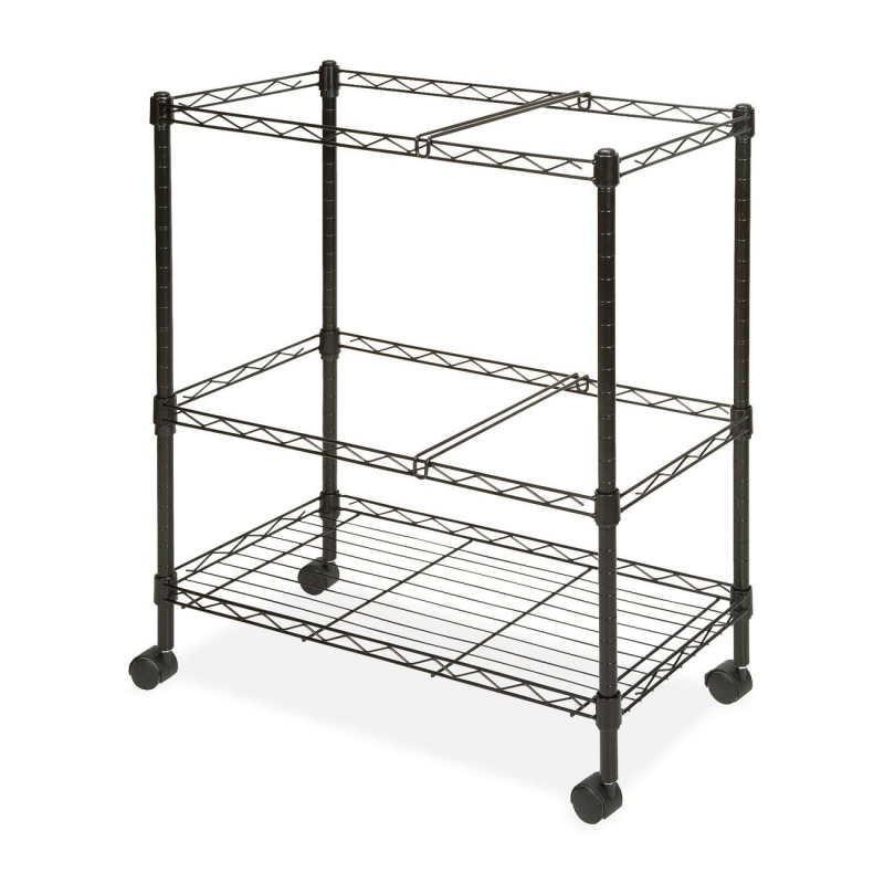 Lorell Mobile Wire File Cart 45650 LLR45650
