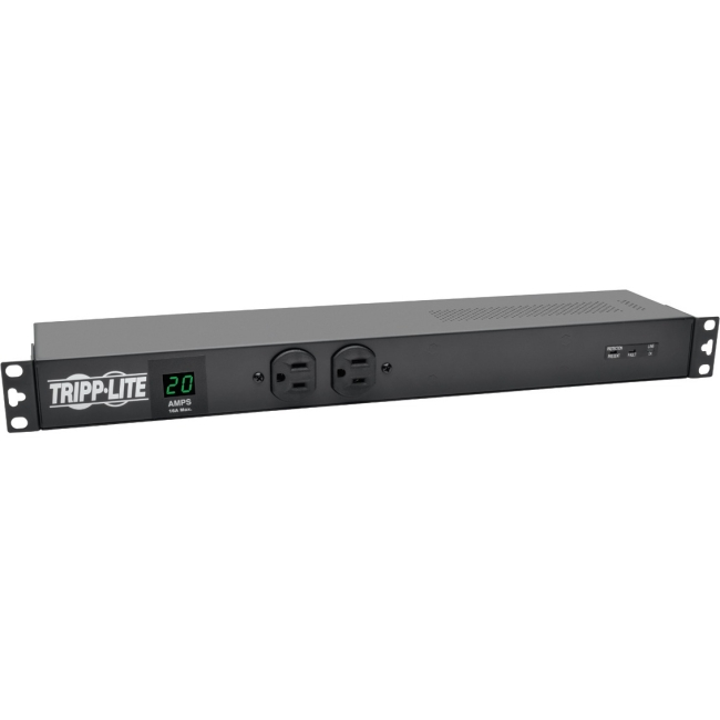 Tripp Lite Metered 14-Outlets PDU PDUMH20-ISO