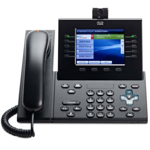 Cisco Spare Slimline Handset for IP Phone CP-89/9900-HS-CL=