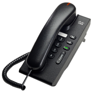 Cisco Unified Slimline IP Handset CP-6901-CL-K9=