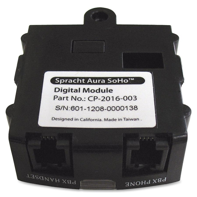 Spracht Soho Aura Digital Adapter Module for Conference Phone CP-2016-003 SPTCP2016003