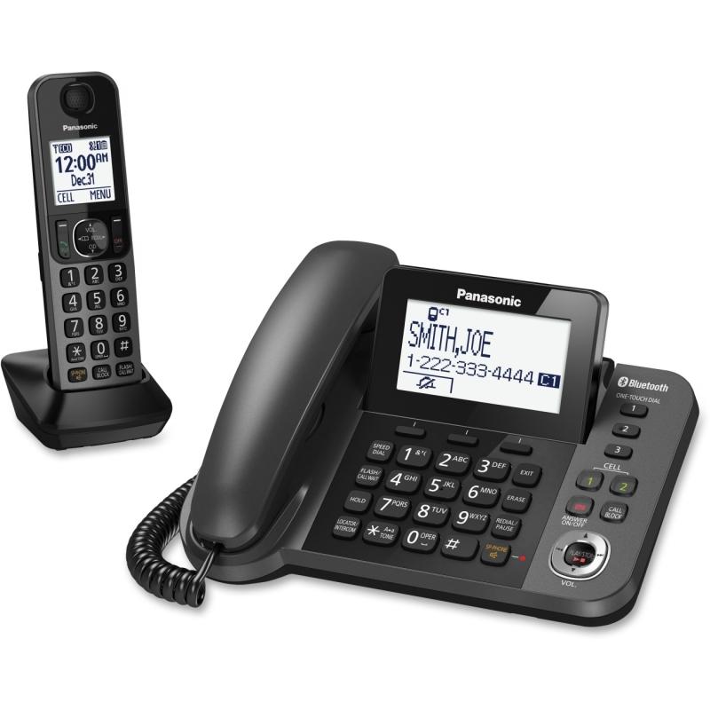 Panasonic Cordless Phone KX-TGF380M PANKXTGF380M