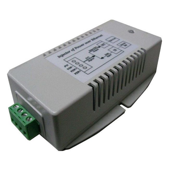 Tycon Power 36-72VDC In, 56VDC 70W 2 Ch 802.3at Out DCDC TP-DCDC-4856GD-VHP