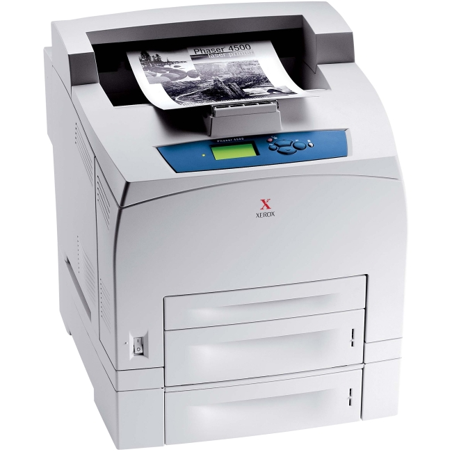 Xerox Phaser Laser Printer 4500/DT 4500DT