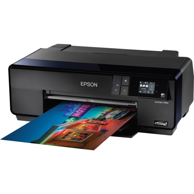 Epson SureColor Wide Format Inkjet Printer C11CE21201 P600