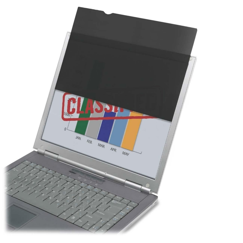 SKILCRAFT Privacy Screen Filter For Notebook 7045-01-570-8908 NSN5708908